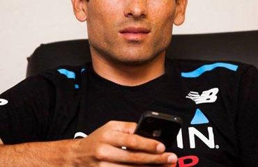 Acevedo se despidió en la tercera etapa del Tour de San Luis (Problemas estomacales)