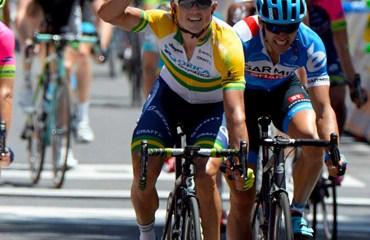 Gerrans es el primer líder del Tour australiano