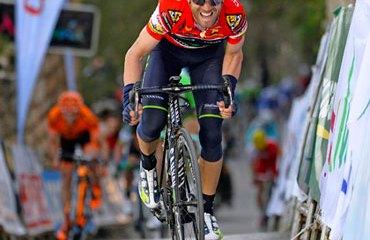 Valverde y un nuevo triunfo en la ronda andaluza