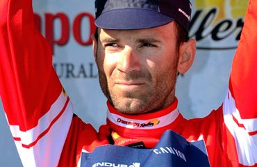 Valverde sigue al comando de la Vuelta a Andalucía 2014