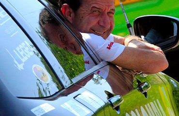 Corti y su experiencia de nuevo en la UCI