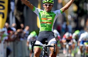 Tamayo sigue siendo el mejor corredor nacional en Brasil