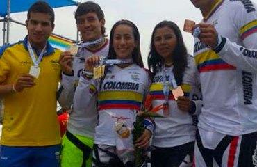 Nuestro país es serio aspirante para ganar el BMX Suramericano