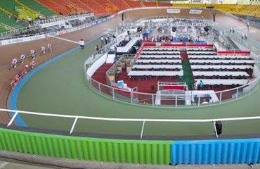 Este es el renovado Velódromo Alcides Nieto Patiño de la capital vallecaucana