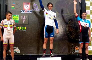 Castañeda fue segundo en Brasil
