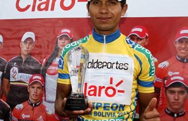 Salvador Moreno, correrá esta prueba con el Coldeportes-Claro