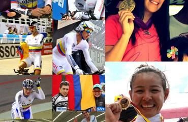 Colombia es favorito para alzarse con el trono del ciclismo suramericano