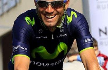 Valverde liderará el ocho del Movistar Team en Belgicá
