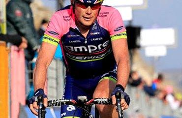 Horner quedó en veremos para el Giro