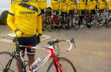 El Ciclismo Máster rumbo a Brasil