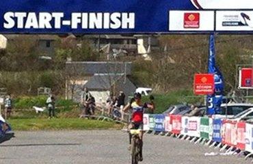Leonardo Páez obtiene en Francia su primer gran triunfo del año