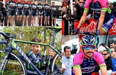 9 colombianos en busca del éxito en el Trentino