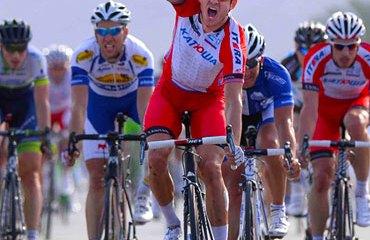Kristoff completó 4 importantes victorias en 2014