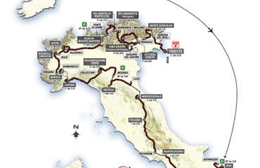 El Giro 2014 tendrá un inicio de tres jornadas en suelo británico
