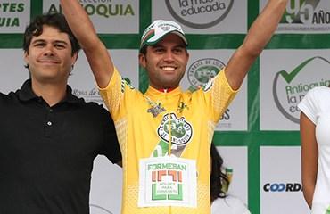 Gómez quedó a una jornada de proclamarse campeón de la ronda paisa