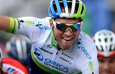 Albasini fue de nuevo el más rápido en el Tour de Romandía