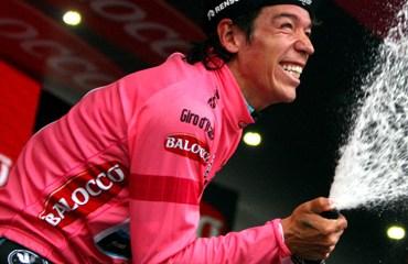 Actuación histórica la de Rigo en el Giro 2014
