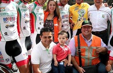 El Formesán-Bogotá Humana-IDRD, en su reciente título de la Vuelta a Antioquia