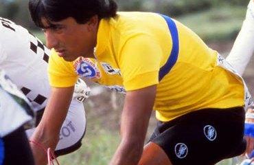 Martín Ramírez y su gran triunfo del Dauphiné Liberé 1984