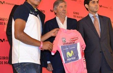 Quintana, Unzué y Álvarez-Pallete, consejero delegado de la compañía