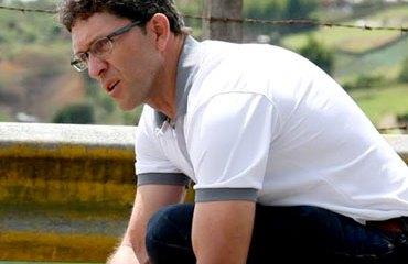 Oscar de J. en la pasada competencia Carmen de Viboral