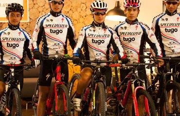 El Specialized-Tugó, sale por otra brillante participación en Centroamérica