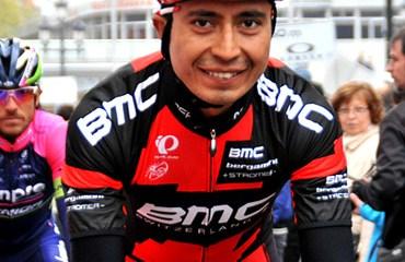 Atapuma está en la nómina del BMC-Racing para el Tour 2014