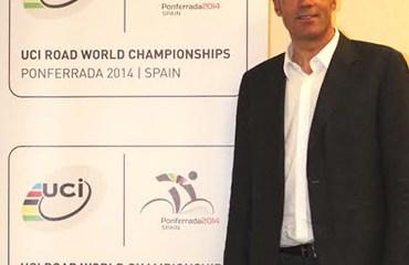 El legendario corredor español será una de las caras del ya próximo Mundial de Ruta en su país