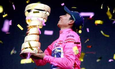 El gran campeón Nairo Quintana compartirá su experiencia en el Giro D´Italia en una rueda de prensa