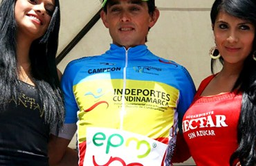 Oscar Sevilla sigue dominando la temporada ciclística nacional