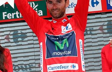Se cumplió la primera semana de la Ronda Ibérica con el español Alejandro Valverde en el comando.