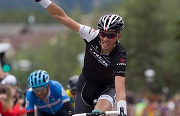 Acevedo finalizó segundo en la 5ta jornada de la carrera que se disputa en el estado del Colorado