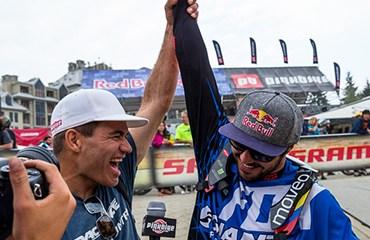 Marcelo Gutiérrez obtuvo un nuevo triunfo internacional, esta vez, en Canadá.