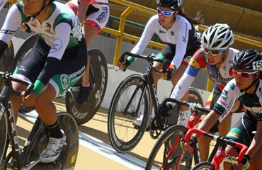 Antioquia pasó al comando de la cita nacional pistera tras el segundo día de competencia