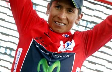 La Vuelta a España abre su segunda semana con Quintana en el liderato