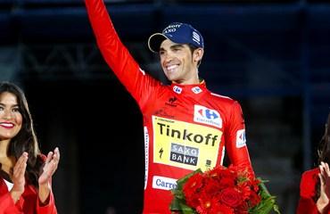 Contador ganó hace un mes la Ronda Ibérica por tercera vez.