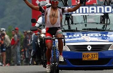 La penúltima etapa de la carrera radial fue para Fernando Camargo.