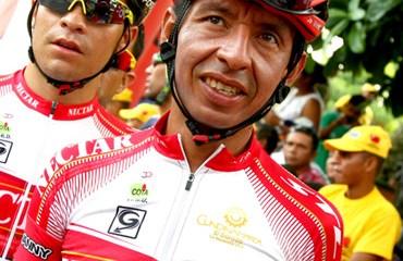 Juan Pablo Wilches correrá la carrera china con un equipo de ese país.
