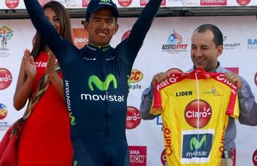Óscar Solíz, segundo extranjero que gana etapa en la carrera radial.