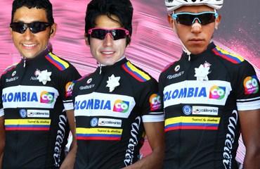 El Team Colombia se refuerza con 4 nuevos hombres para 2015.