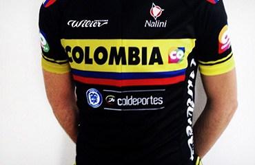 El Team Colombia estrenará uniformes Nallini y su bicicleta Willer Triestina Zero.7 en la ronda argentina