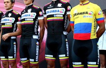 El Team Colombia no disputará el Giro 2015 pero aguarda una invitación a la Vuelta a España