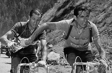 18 escarabajos estarán en la partida de la prueba que conmemora a los dos mitos del ciclismo italiano: Fausto Coppi y Gino Bartali