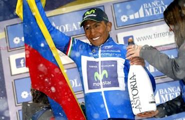 Nairo Quintana es uno de los grandes favoritos para la prueba homenaje al legendario Miguel Indurain