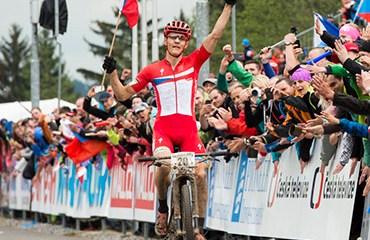 Kulhavy fue el vencedor en la apertura del circuito de Copa del Mundo UCI 2015
