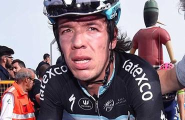 Urán cedió segundos importantes mas no definitivos en las dos últimas jornadas del Giro 2015