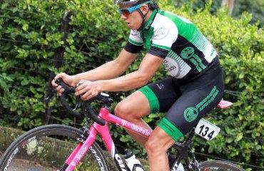 Harold Tejada, nuevo líder de Vuelta de la Juventud de Venezuela