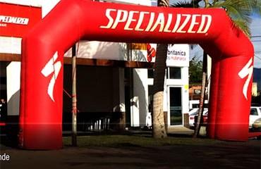 Welcome-Specialized estrenó tienda el pasado viernes en Llanogrande, Antioquia