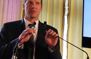 Christian Prudhomme director del Tour de France
