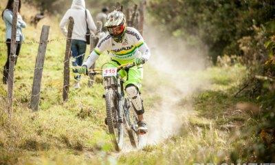 El downhill mostró crecimiento en el Campeonato Nacional de Mountain Bike